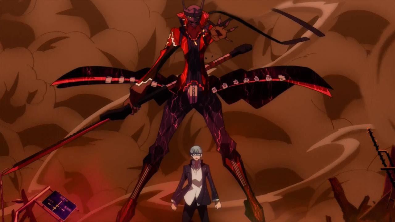 Persona 4 Izanagi Magatsu Image - Magatsu-Izanag...