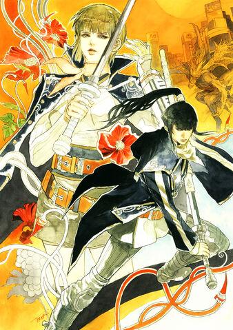 File:Shin Megami Tensei IV Illustration by Tomomi Kobayashi.jpg