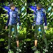 SMTIVF - HMV exclusive pre-order DLC armor for Protagonist