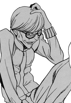 PxD Manga - Osamu