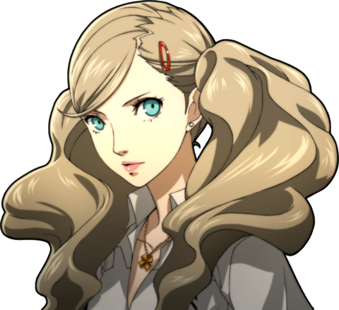 File:P5 portrait of Anne Takamaki's summer school uniform.png