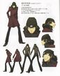 P3M concept artwork of Shinjiro Aragaki
