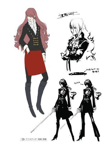 File:Mitsuru P4AU Epilogue.jpg