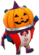 P4D Teddie halloween outfit change