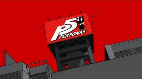 Persona 5 PV 01