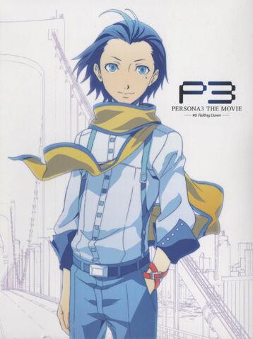 File:P3M Falling Down CD cover.jpg