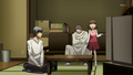 Nanako singing jingle to her favorite commerial of Junes.png