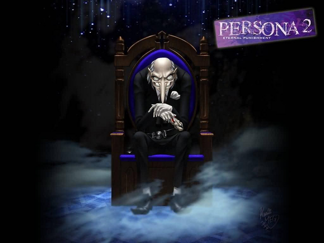 File:Persona 2 Igor sitting.png