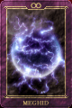 Megido card IS
