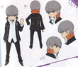 PQ concept artwork of P4 protagonist