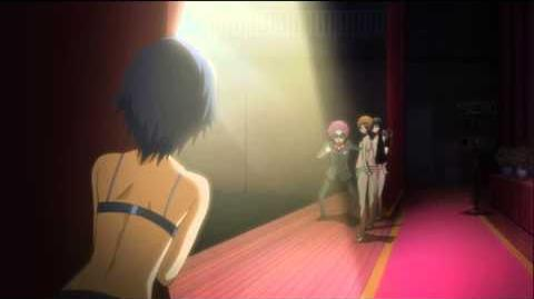 Persona 4 - Beauty Pageant Naoto