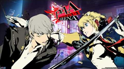 Persona 4 Arena BGM Now I Know