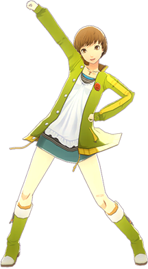 File:P4D Chie Satonaka winter outfit change.PNG