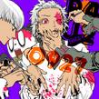 P4AU Illustration Halloween 2016 special of Yosuke, Yu, and Teddie by Rokuro Saito