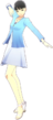 P4D Yukiko Amagi Summer Vacation Clothes (Limited Edition Included - DLC) change