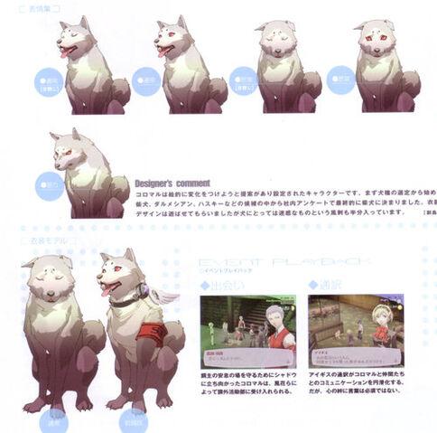 File:Persona 3 Koromaru.jpg