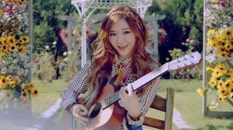 MV Megan Lee 메건리 - 8dayz ENG ver
