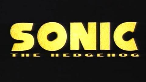 Sonic the Hedgehog - The Movie OVA HD
