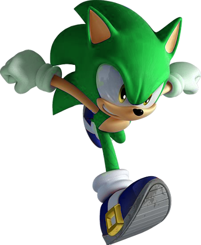 File:393px-Sonic Unleashed Running Render.png
