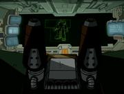Megas as Glorft Prototype
