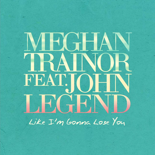 File:Meghan Trainor - Like I'm Gonna Lose You (Official Single Cover).png