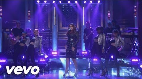 Meghan Trainor - Me Too (Live on The Tonight Show Starring Jimmy Fallon)
