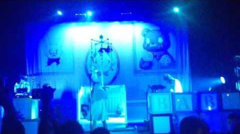 Melanie Martinez - Pacify Her LIVE 2016 Brisbane Tivoli