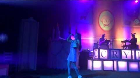 "Melanie Martinez ""Pity Party"" Aztec Theatre 10-26 16 (5)"