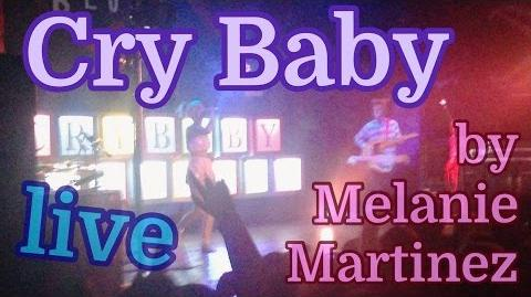 """Cry Baby"" by Melanie Martinez live at House of Blues 11 17 15 Chicago, Illinois"