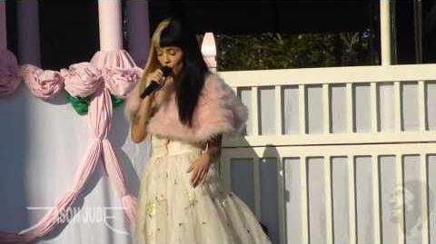 Melanie Martinez - Carousel HD LIVE 10 8 16