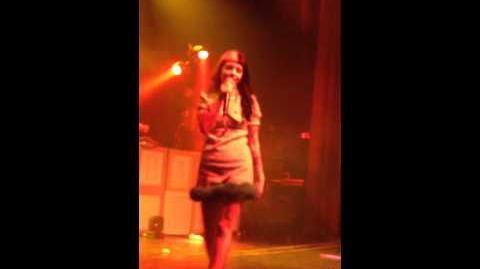 Mad Hatter - Melanie Martinez LIVE in San Francisco