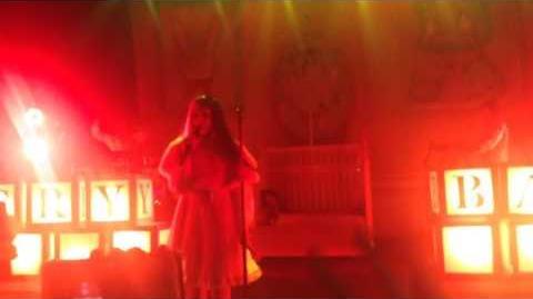 Melanie Martinez - Teddy Bear LIVE 2016 Brisbane Tivoli