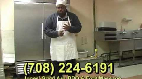 Jones' Barbecue And Foot Massage