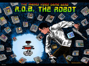 R O B -the-Robot-angry-video-game-nerd-james-rolfe-mike-stacked