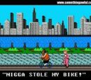N*gga stole my bike