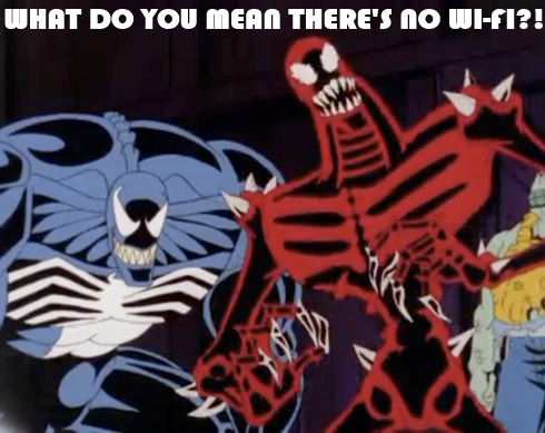 File:Venom & carnage no WIFI meme by DXRD.png