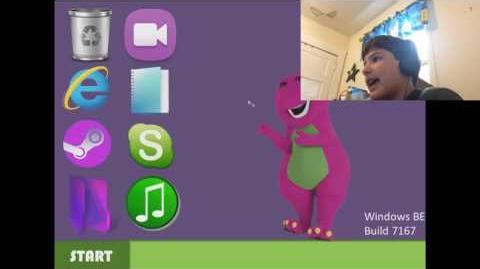 Windows Barney Edition - Full Feature Film