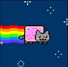 It's Nyan Cat! 2!