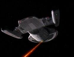 Voyager aftphasers