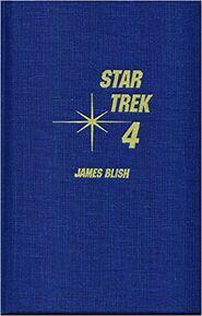 Star Trek 4 Amereon cover