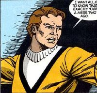 Finnegan, Starfleet Academy