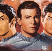 Kirk, cadet
