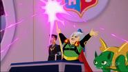 DC super hero Girl Super hero high (119)