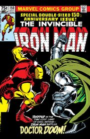 Ironman Cover