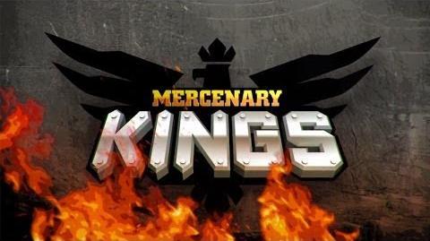 Mercenary Kings - Trailer (Steam - PS4)