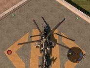 Warsong Attack Helicopter Top