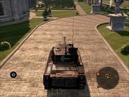 Mantis Light Tank Top Rear