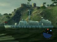 Bladesong Missile Boat Left Side