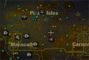 HVT-SP map 1