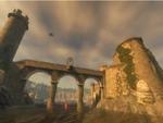 Fortress island entrance